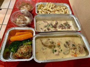 Restaurant Le Vinci 68 Sausheim : Plats du jour à emporter pour la semaine 8
