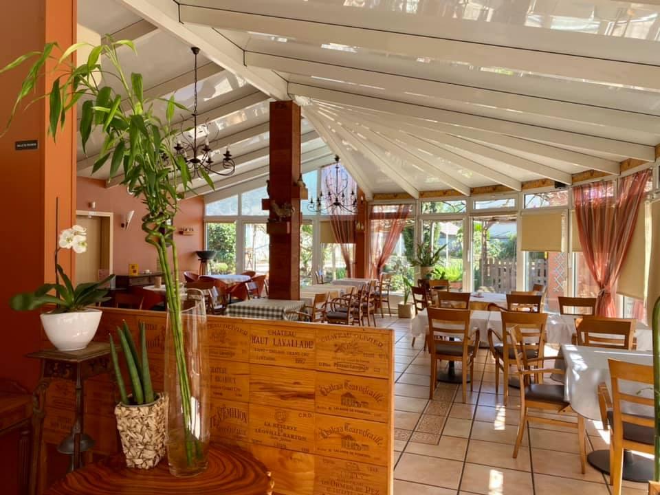 Plats du jour et carte à emporter semaine 17. Restaurant Le Vinci 68 Sausheim 25 04 2021