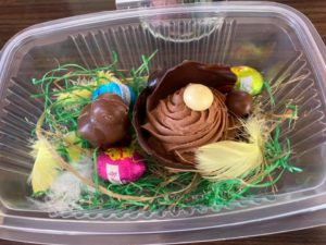 Bon week-end de Pâques à vous tous