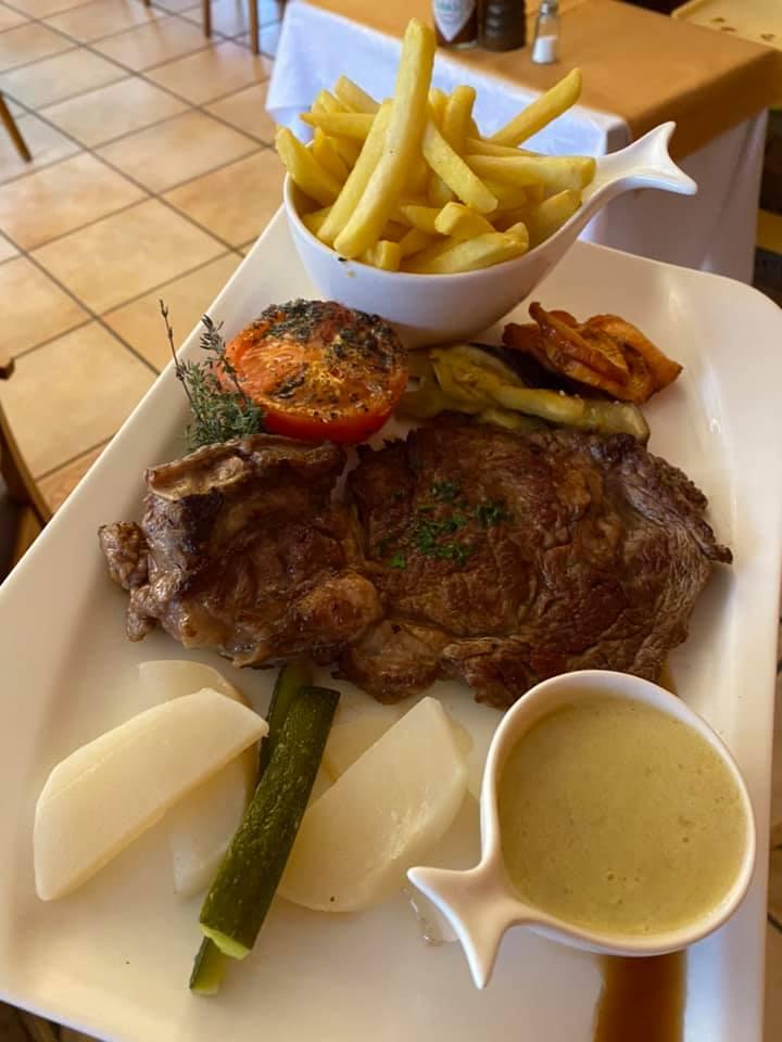 Menus du jour et carte semaine 32 - Restaurant Le Vinci à 68 Sausheim