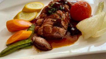 Restaurant le vinci Menus du jour et carte semaine 38